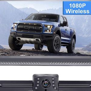 HD 1080P Digital Wireless Backup Camera Kit, Stable Signal 5'' Monitor & Rear View Camera for Trucks,Vans,Campers, Cars, SUVs,RVs Super Night Vision I for Sale in Monterey Park, CA