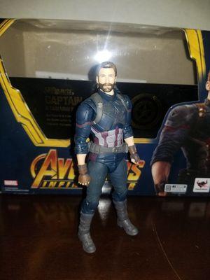 Sh figuarts infinity war captain America for Sale in Mesa, AZ