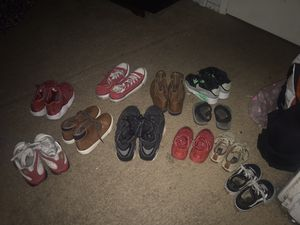 Boys and women's shoes $20 for each pair for Sale in Houston, TX