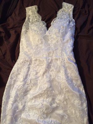 Beautiful lace mermaid wedding dress for Sale in Progreso Lakes, TX