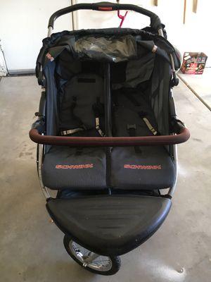 Jogging double stroller for Sale in Queen Creek, AZ