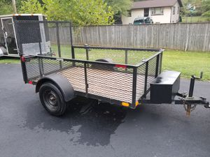 Utility Trailer - 5x8 for Sale in Clinton, MD