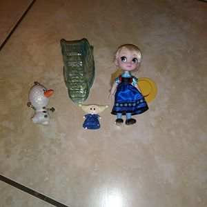 Elsa and Olaf for Sale in Davenport, FL