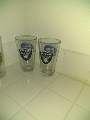 Raider glasses for Sale in Las Vegas, NV