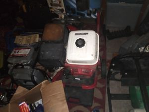 Pressure washer motor only for Sale in Salt Lake City, UT
