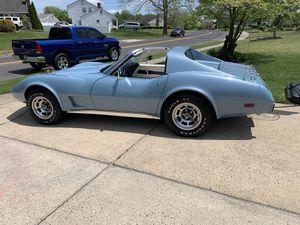 1977 Chevy Corvette L48 for Sale in Blackwood, NJ