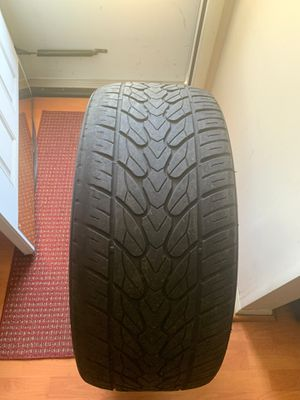 "24 "" Tire 295 35 24 for Sale in Suitland, MD"