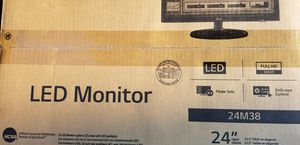 24 Inch LED HD Monitor + Keyboard + Mouse for Sale in Carmel, IN