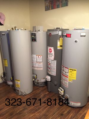 Water 💦 heaters for Sale in Los Angeles, CA