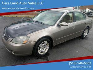 2002 Nissan Altima for Sale in Hamilton, OH