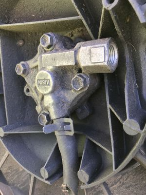 Lincoln LS Hydraulic cooling fan pump for Sale in Tempe, AZ
