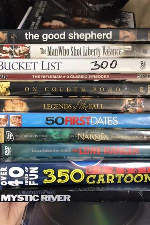 MOVIES on DVD for Sale in Spring, TX