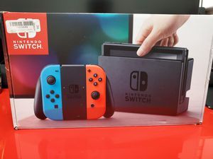 Nintendo Switch Deluxe Bundle for Sale in City of Industry, CA