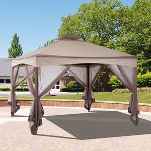 NEW Outdoor Tent with side wall windows for Wedding Party Patio Gazebo canopy Camping for Sale in Las Vegas, NV