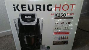 Keurig k250 plus for Sale in Ceres, CA