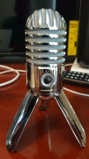 Samson USB microphone for Sale in Durham, NC