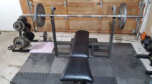 Bench press and more for Sale in Poulsbo, WA