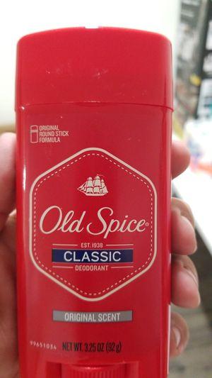 Old Spice classic deodorant, fresh scent and Original Scent for Sale in Deltona, FL