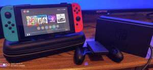Nintendo switch + super mario + yoshis for Sale in FL, US