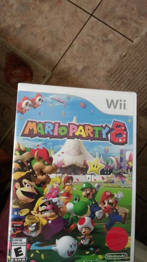 Wii Mario Party 8 for Sale in Riverside, CA