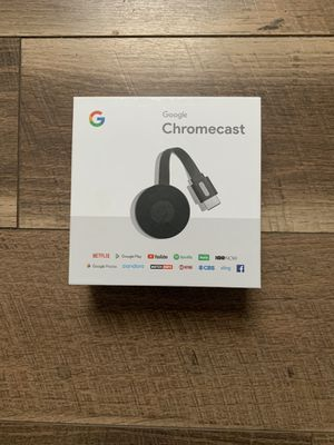 Chromecast google for Sale in Los Banos, CA