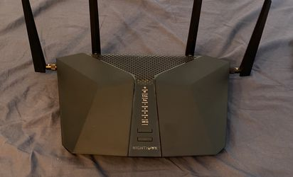 Netgear Nighthawk AX6 WiFi 6 Router for Sale in Pomona,  CA