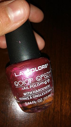 Garnet nail polish for Sale in Cleveland, OH