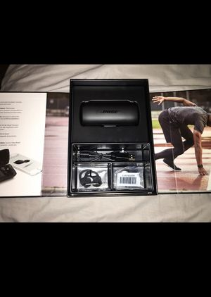 Bose wireless earbuds for Sale in Waterbury, CT