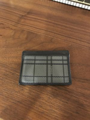 Coach Men's Card Case for Sale in New York, NY