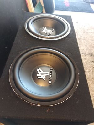 HIFONICS!! for Sale in Buena Park, CA