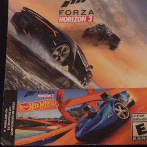 Forza Horizon 3 with Hot Wheels DLC for Sale in Anaheim, CA
