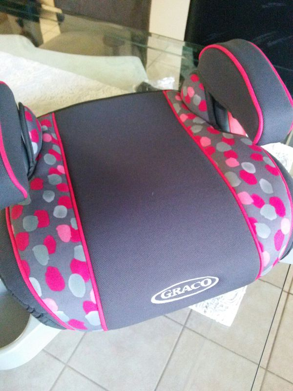 Graco child booster seat