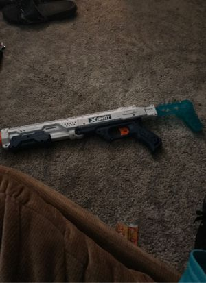 X shot nerf gun for Sale in Columbus, OH