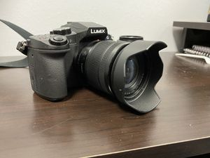 Camera Panosonic G-85 for Sale in Lufkin, TX