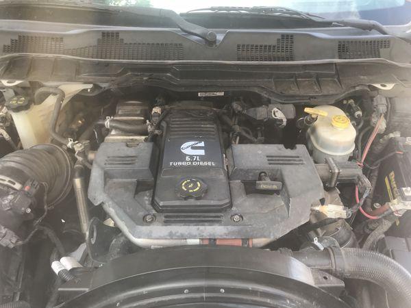 2013 Ram 3500 Cummins Diesel