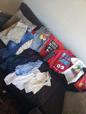 Boys clothes size 7 for Sale in Fresno, CA