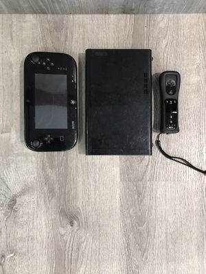 NINTENDO WII U 32GB for Sale in Riverside, CA