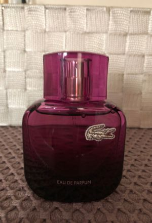 "99% full- Lacoste ""Magnetic"" perfume for Sale in Wyandotte, MI"