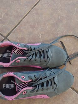 Puma Women's Steel Toe Work Shoes, Size 10 for Sale in High Point,  NC