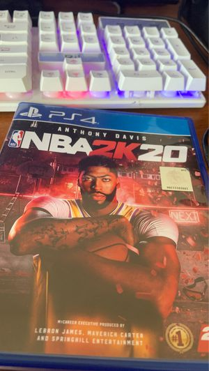 NBA 2K20 for Sale in Garland, TX