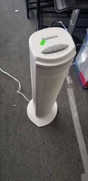 Holmes tower fan white or black color for Sale in Gardena, CA