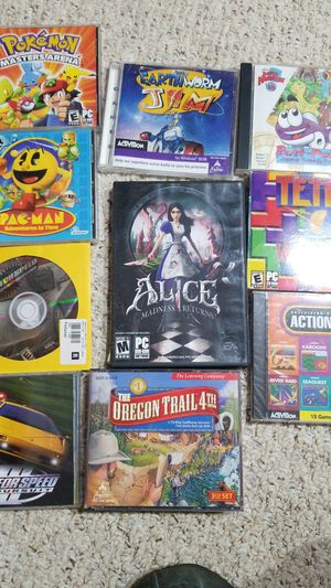 Lot of PC games for Sale in West Chicago, IL