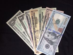 Professional Movie Prop 💰 Money 💵 2 Sets 14 Total for Sale in Providence, RI