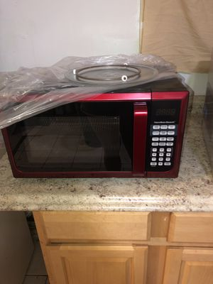 Brand new microwave!! $35 ONLY for Sale in Hamtramck, MI