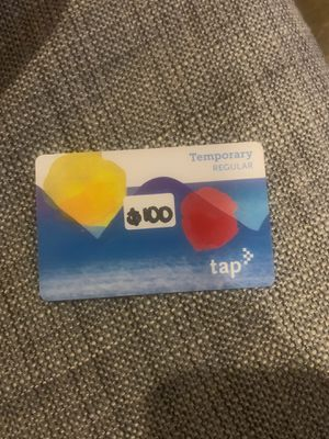 TAP CARD for Sale in Lakewood, CA