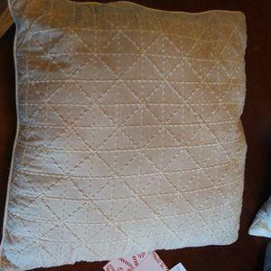 Tan Throw Pillow for Sale in Turlock, CA