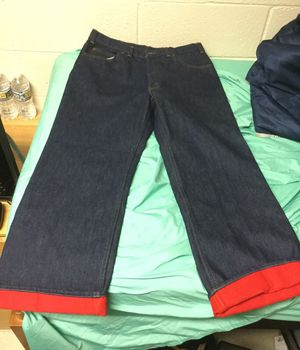 [Vintage] Levi's Flannel Lined Jeans USA made (orange tab) for Sale in Washington, DC
