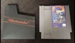CLASSIC Mega Man 3 for Nintendo NES with Nintendo Dust Cover! MegaMan Christmas Santa Gift! for Sale in Henderson, NV