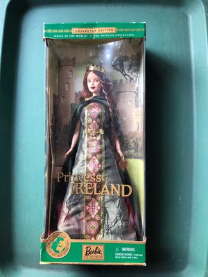 Princess of Ireland, Barbie for Sale in Columbus, OH