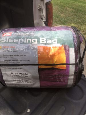 Sleeping bag for Sale in Booth, TX